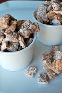 Cinnamon Churro Muddy Buddies