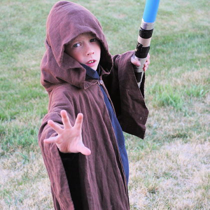 DIY LightSaber Tutorial – Kids Project
