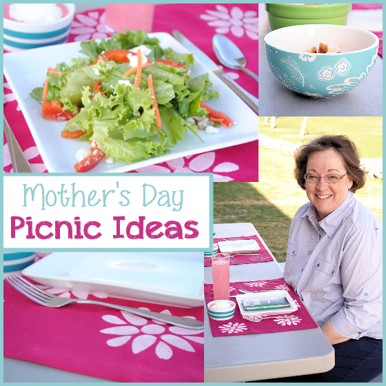 Mother's Day Picnic (& Why My Mom's So Great
