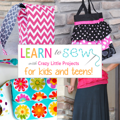 Learn to Sew: The Kid's Edition!