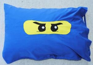 Ninjago Pillowcase