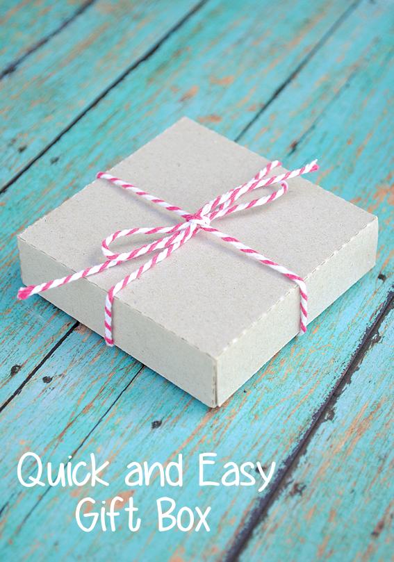 Quickandeasygiftbox