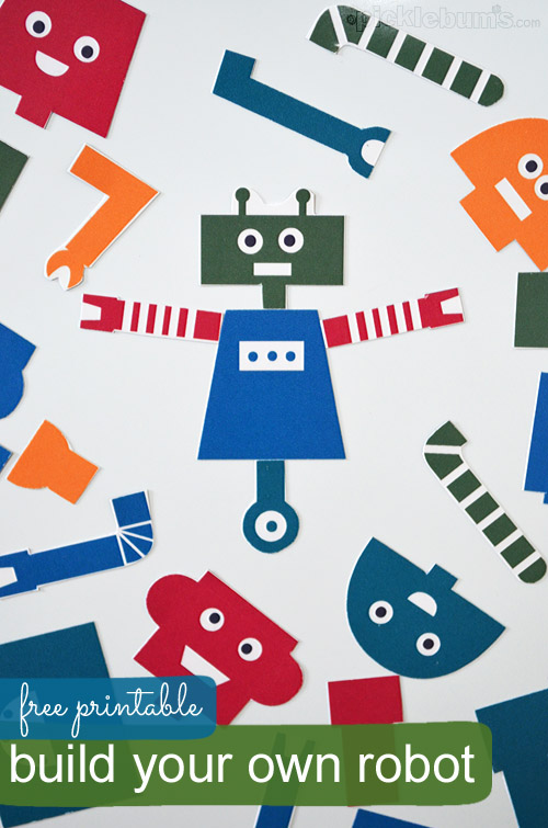 Buildyourownrobots