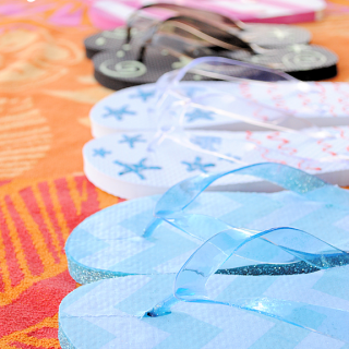 Fun with Flip Flops: Kids Craft