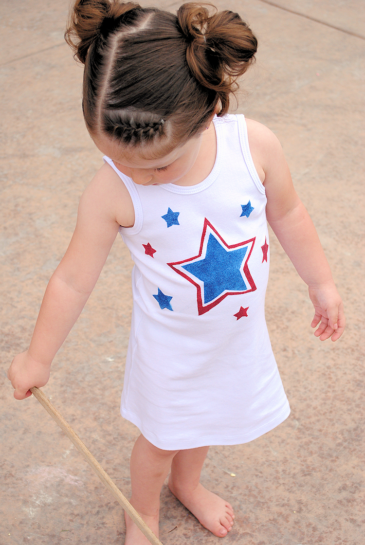 Toddler 4th of July