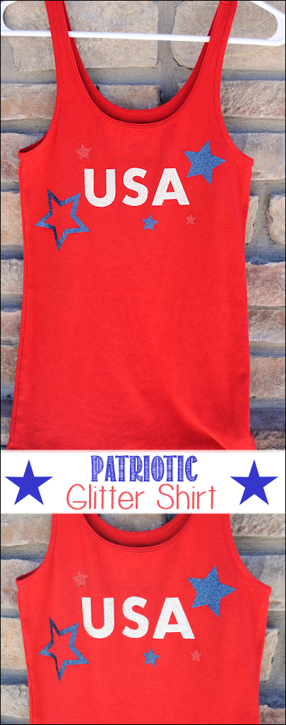 4th of July Shirt that Sparkles!