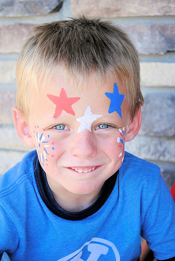 Little Boy Face Painting Ideas | www.imgkid.com - The ...