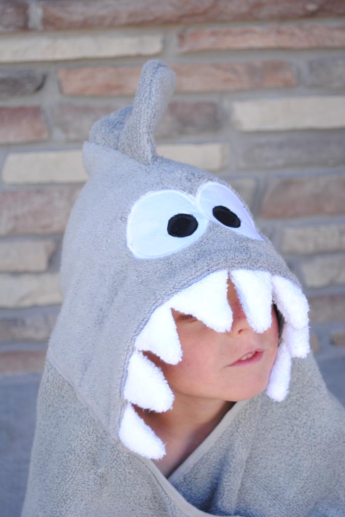 Sharktoweltutorial