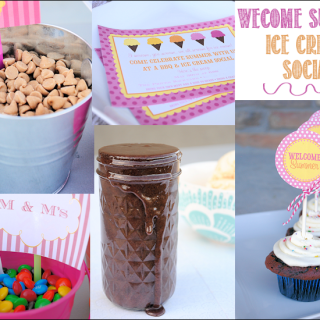 Welcome Summer: Ice Cream Social Party