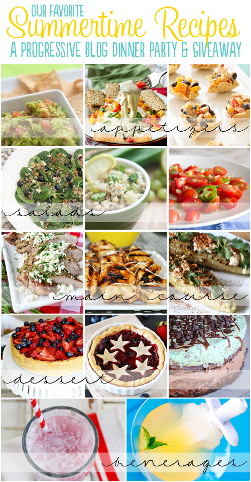 Summer Progressive Dinner