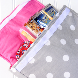 Kids Lunch Box Pattern & Tutorial