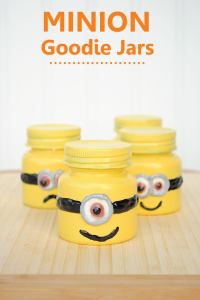 Minion Party Favors by Crazy Little Projects
