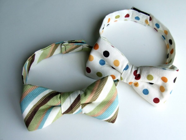 Baby Bow Ties Pattern