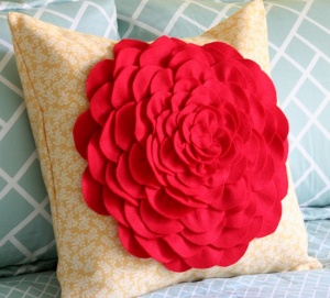 Flowerpillow
