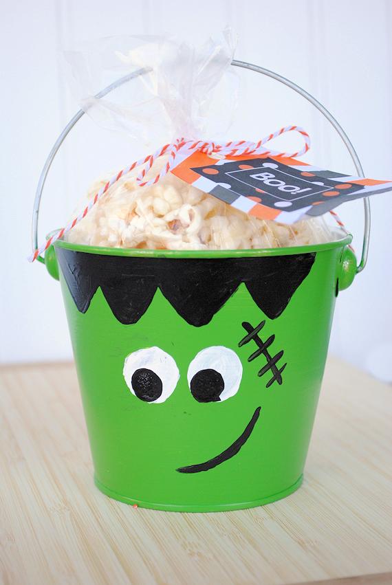Frankenstein Bucket