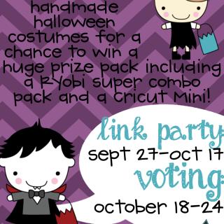 Handmade Halloween Costume Contest!