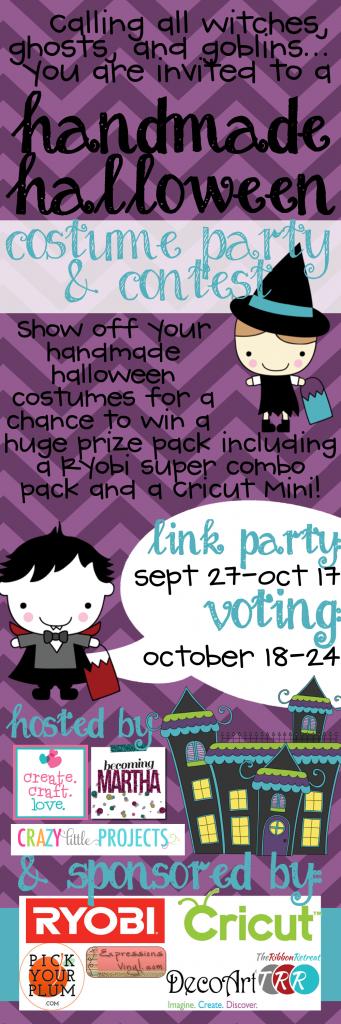 Handmade Halloween Costume Contest