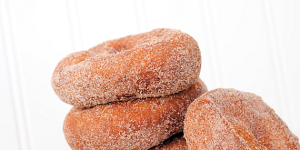 Homemade Donuts that are SO easy to make! And taste great! By Crazy Little Projects