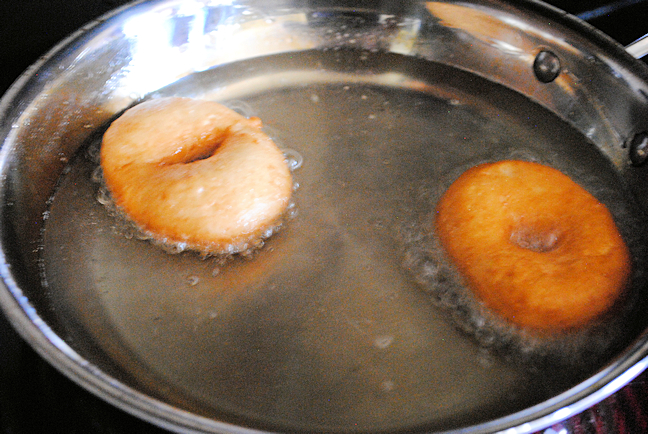 Homemade Donuts {So Easy-From Biscuits!}