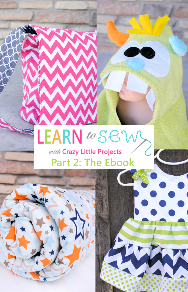 Learn to Sew eBook