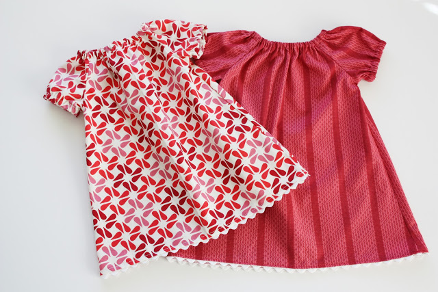 Infant Peasant Dress Pattern