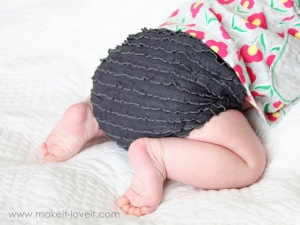 Ruffle Diaper Cover