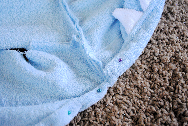 Terry Cloth Robe Pattern & Tutorial