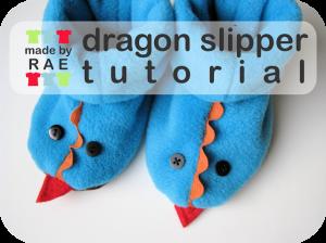 Dragon Slipper Cover