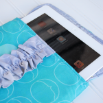 Ipad Case Tutorial by Crazy Little Projects