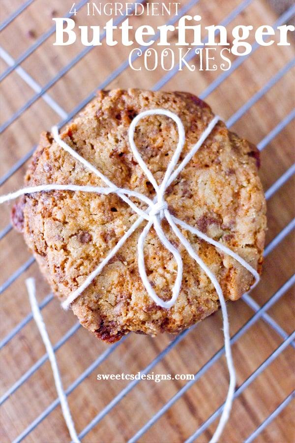 4-ingredient-butterfinger-cookies