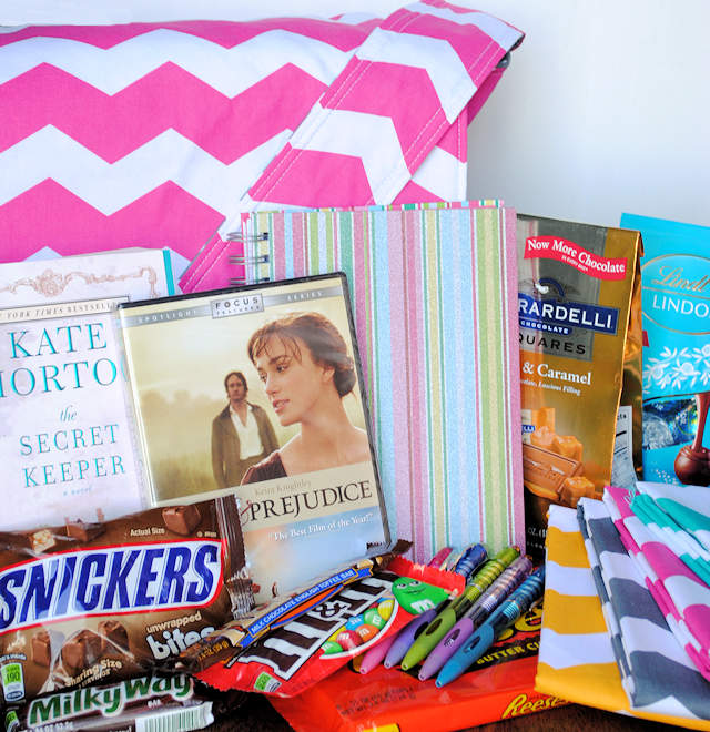 Favorite Things Giveaway! Win this Prize pack and enter similar giveaways from 24 bloggers!