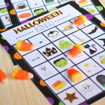 Free Printable Halloween Bingo Games for Kids Parties