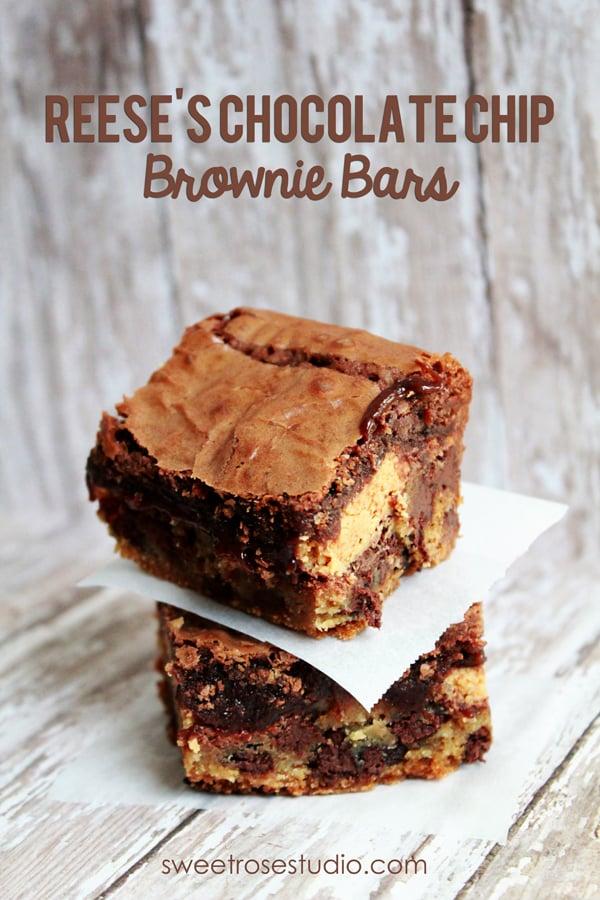 Reeses-Chocolate-Chip-Brownie-Bars-at-Sweet-Rose-Studio