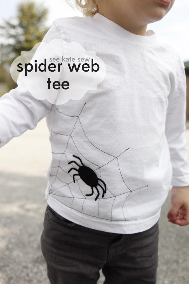 spiderwebtee