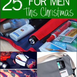 25 Gifts to Make for Men