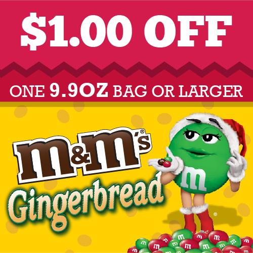 Gingerbread coupon #shop