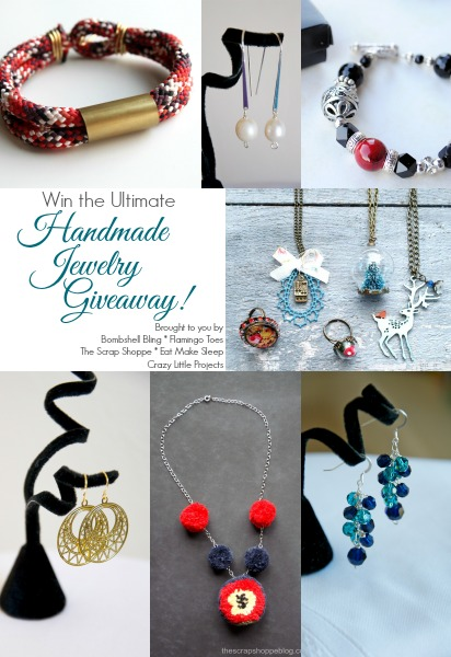 Win a Prize Pack of Jewelry