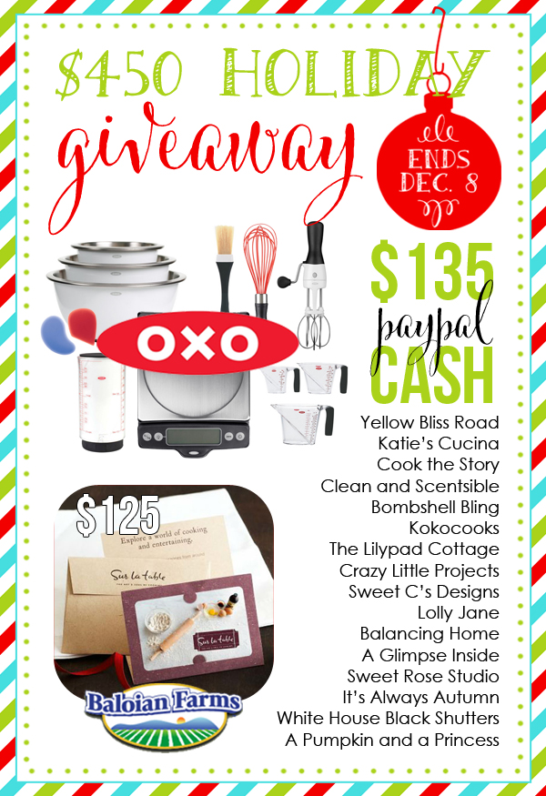 Enter to Win this Amazing Prize Pack!