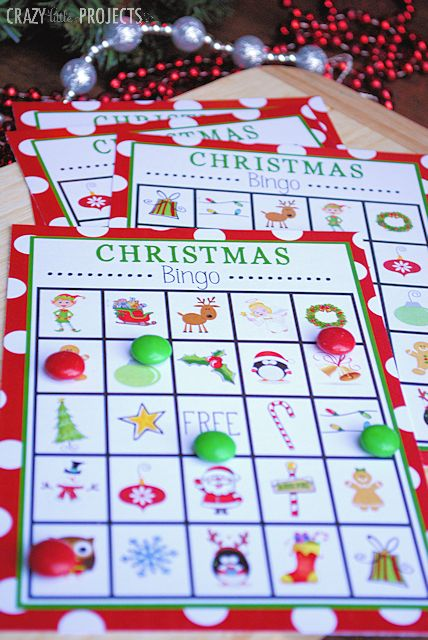photo relating to Christmas Bingo Free Printable called Cost-free Printable Xmas Bingo Match - Nuts Very little Tasks