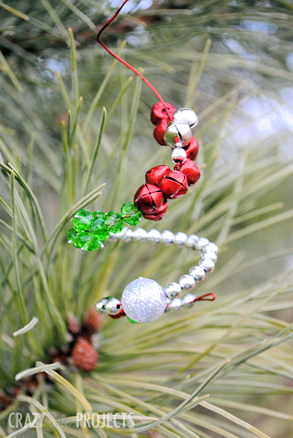 Kid's Craft: Make a Beaded Christmas Ornament