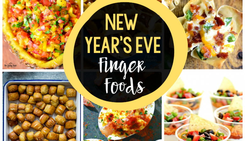 New Year's Eve Finger Foods