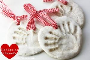 hand+print+ornaments