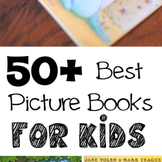 50+ of the Best Child Picture Books