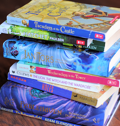 Favorite Books to Read Aloud to Your Kids