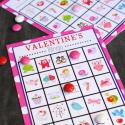 Free Printable Valentine's Day Bingo Game