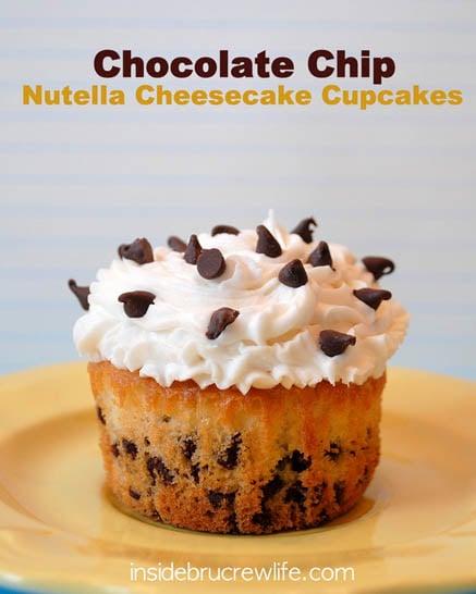 Chocolate-Chip-Nutella-Cheesecake-Cupcakes1