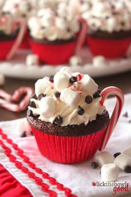 Hot Cocoa Cupcakes1