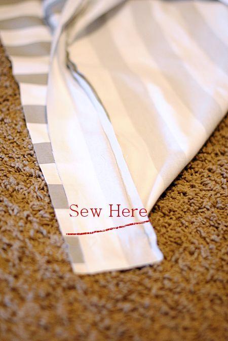 Sewingthecorners