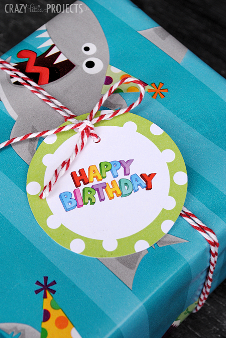 Free printable birthday gift tags cute free printable gift tags for birthdays 18 designs negle