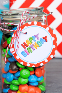 Fun Birthday Gift Tags-18 Designs that can be printed for free!